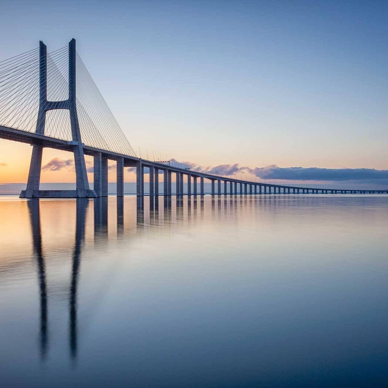 Terry Mac Sweeney Vasco DeGama Bridge