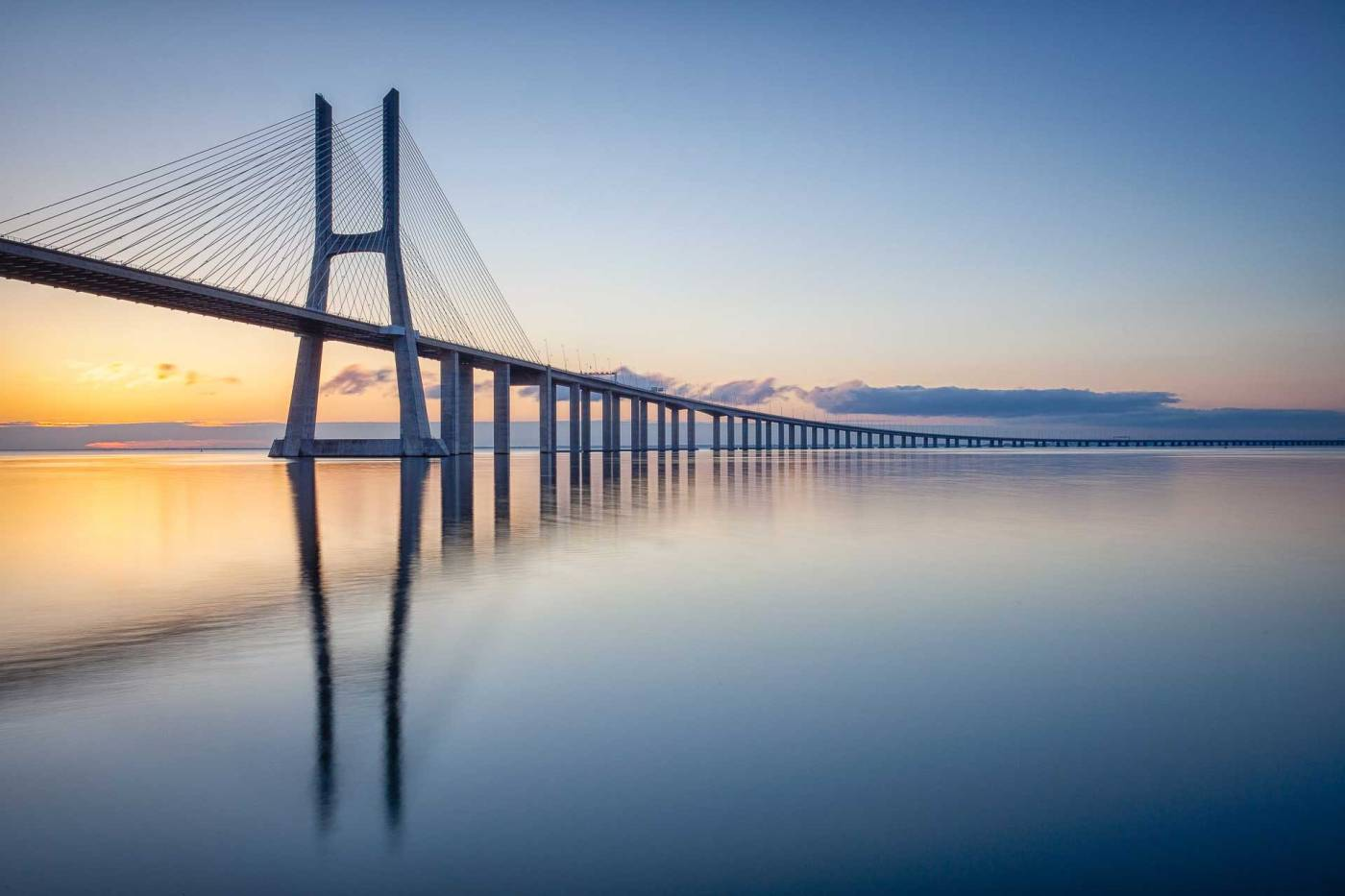 Terry Mac Sweeney Vasco DeGama Bridge